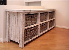 beach wood furniture - Google Search