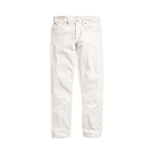 Polo Ralph Lauren Varick Slim Straight Jean (78 CAD) ❤ liked on Polyvore featuring men's fashion, men's clothing, men's jeans, mens slim jeans, mens slim cut jeans, mens straight jeans, mens slim straight jeans and ralph lauren mens jeans