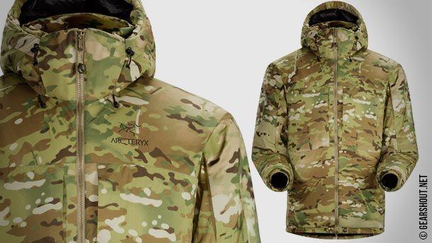 Arc'teryx LEAF отправила в продажу новый утеплённый комплект из серии Cold WX SV