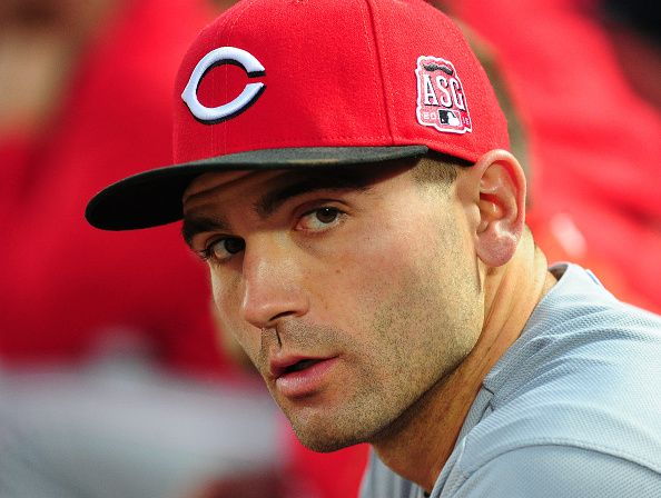Joey Votto though.  #JoeyVotto #Stud #MLB #Reds
