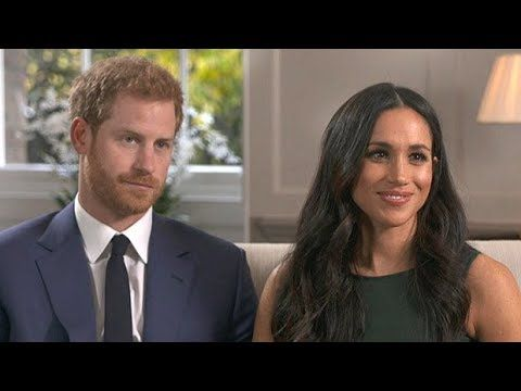 CBC News-Engagement interview of Prince Harry and Meghan Markle, November 27, 2017