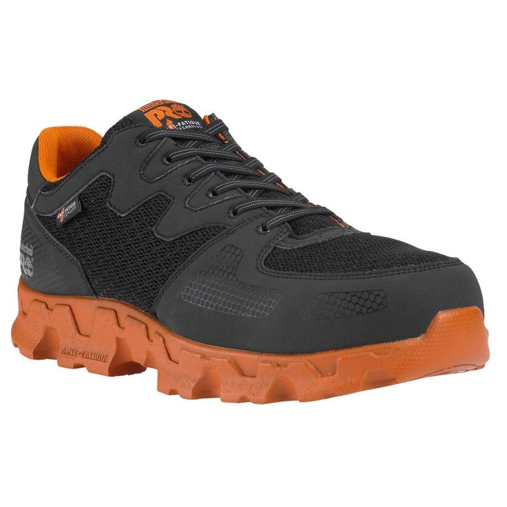 Timberland Pro Powertrain Alloy Safety Toe EH Work Shoe - 92659