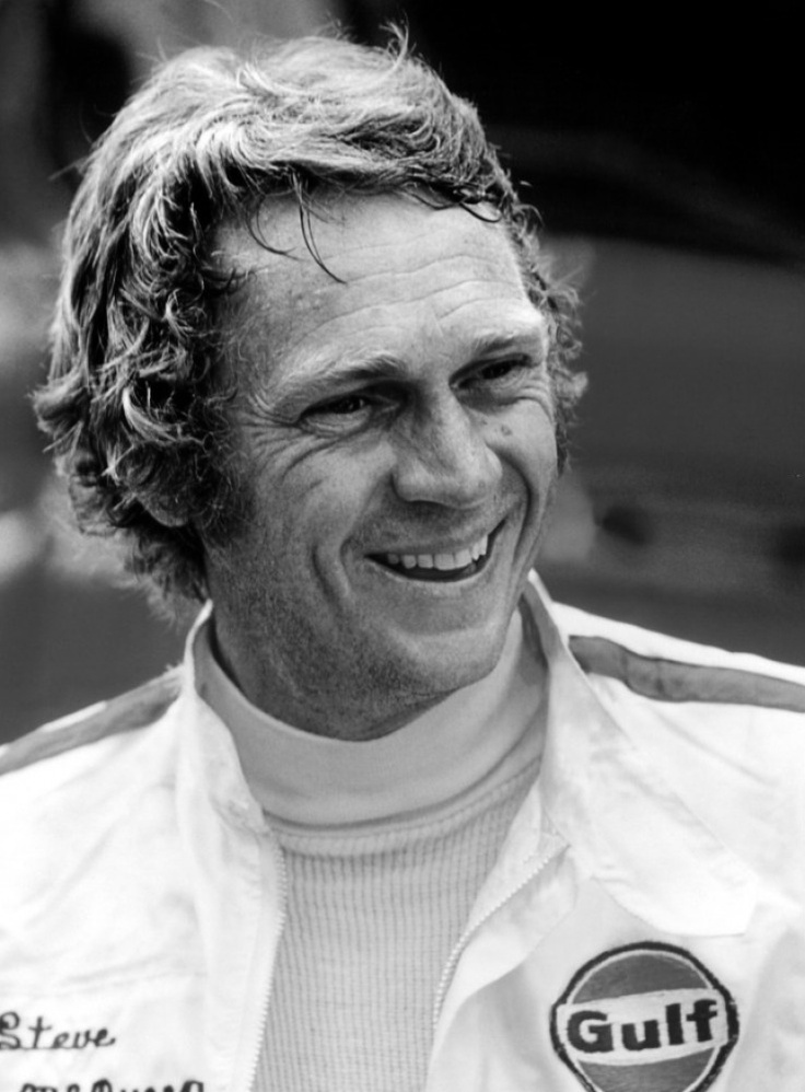 racing is life everything else is just waiting steve mcqueen at le mans steve mcqueen. Black Bedroom Furniture Sets. Home Design Ideas
