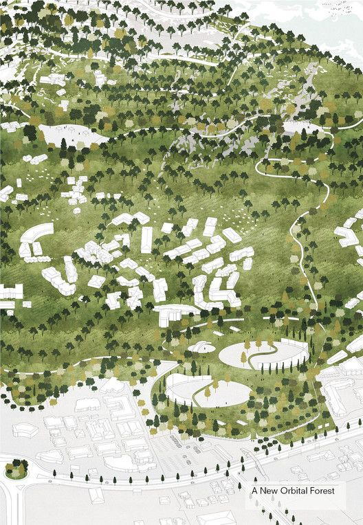 best arq infografia urbanismo images  t a 2030 watch how nature and urbanism will co exist in the n capital