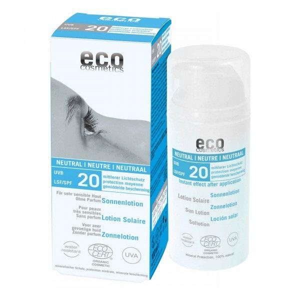 ECO-Cosmetics Baby & Kids Sonnencreme Lichtschutzfaktor 50+: https://www.nordjung.de/eco-cosmetics-baby-und-kids-sonnencreme-lsf-50-50-ml #naturkosmetik #Sonnencreme #sonnenschutz