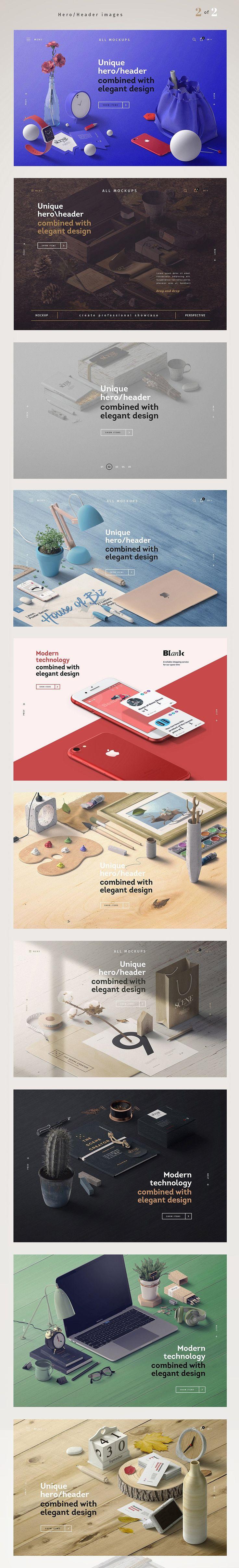 The Scene Creator | Perspective by Aleksey_Belorukov on @creativemarket #ad