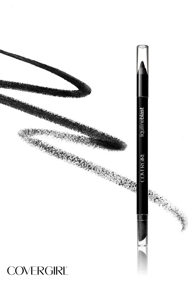 COVERGIRL Perfect Point Plus Eyeliner in Black