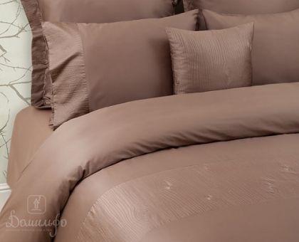 Купить постельное белье WOOD орех 1,5-сп от производителя Luxberry (Португалия)