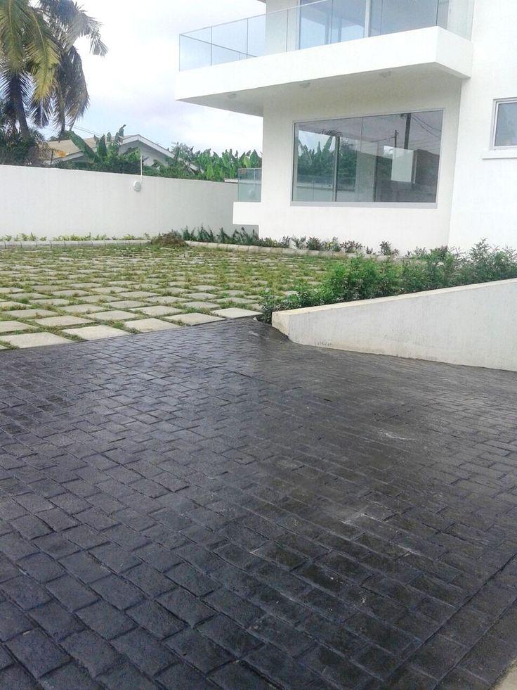 9 best suelo entrada images on pinterest flooring walk - Adoquines de hormigon ...