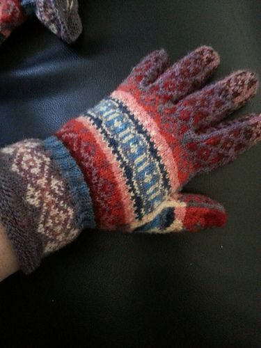 249 best VANTER images on Pinterest | Knit mittens, Mitten gloves ...