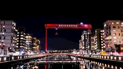 Daniel Jirblad - Göteborgs hamn Eriksberg