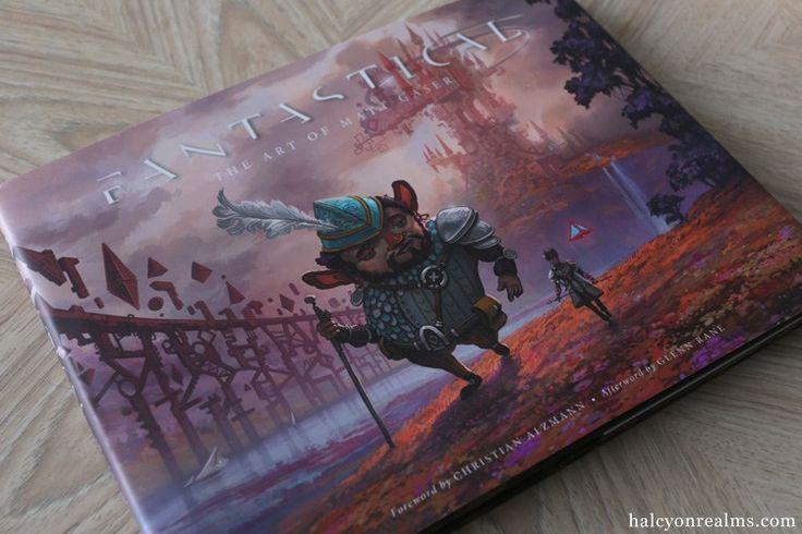 Fantastical : The Art Of Matt Gaser Book