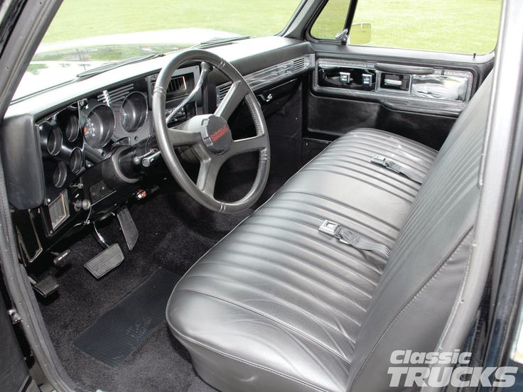 Custom 73 87 Chevy Trucks Previous Owner Didn T Know How