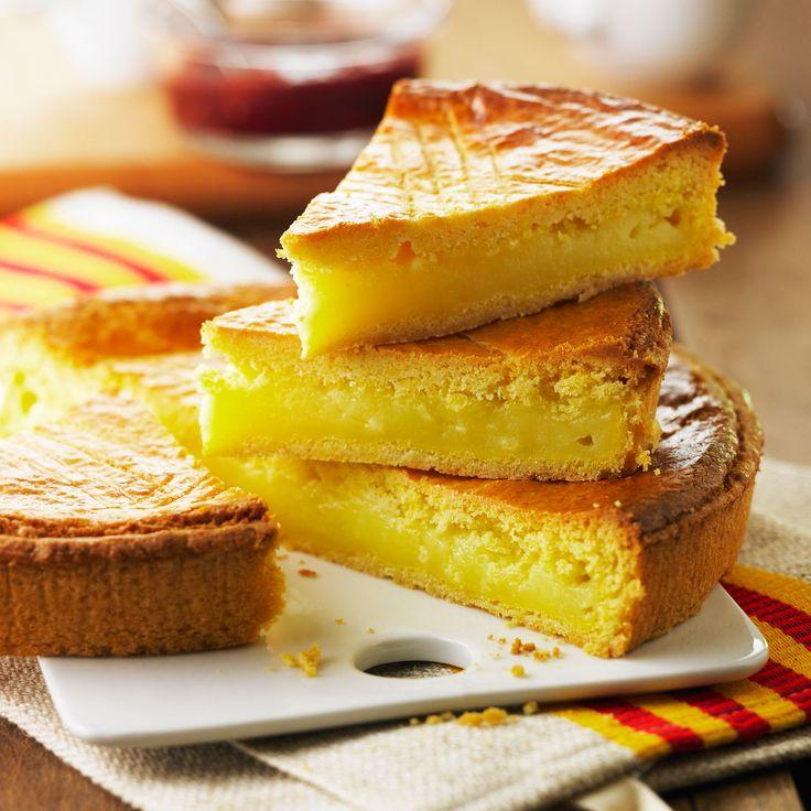 Découvrez la recette traditionnelle du gâteau basque