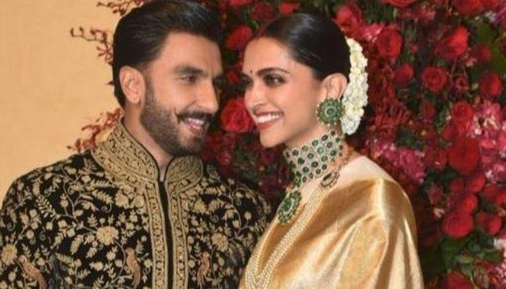 Deepika Padukone with husband Ranveer Singh. | Deepika ...