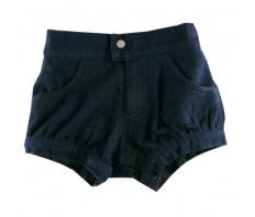 Bakker Made with Love Kids Denim Bloomer Shorts