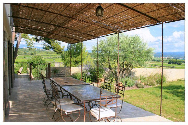 Villa belle vista terrasse tonnelle terrasse pinterest villas et belle - Tonnelle pour terras ...