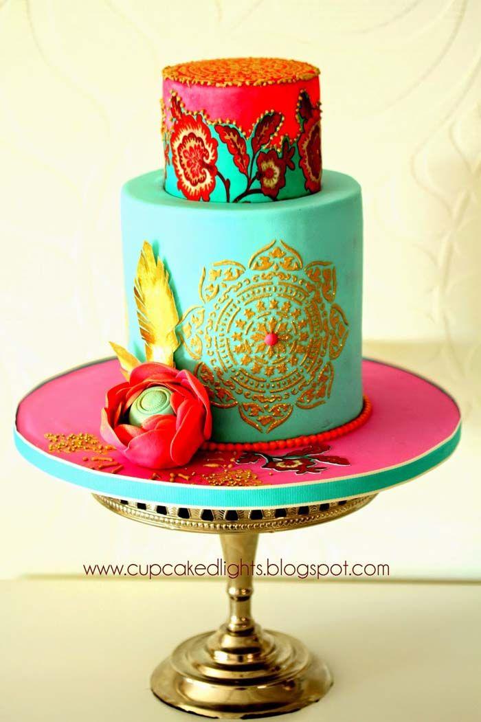 Manisha Birthday Cake Images : 100+ [ Cake Colorful ] Rainbow Swirl Cake Recipe In ...