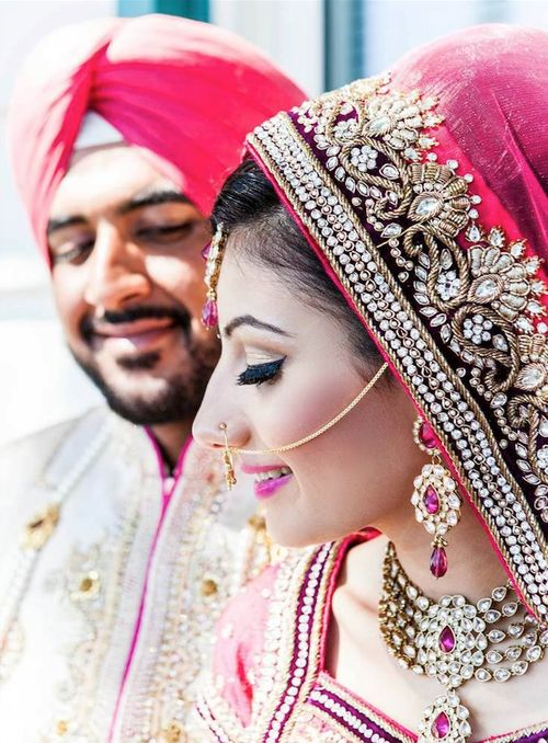 Couple Married Wedding Bride Groom