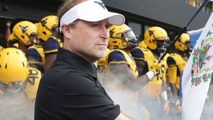 Who saw this leap coming from WVU? Dana Holgorsen, that's who