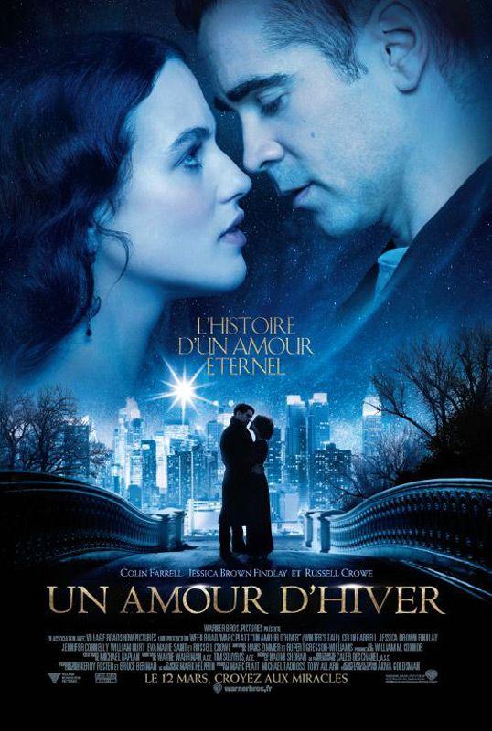 """Colin Farrel est un grand sentimental dans le film """"Un amour d'Hiver"""" avec Russell Crowe !  à l'affiche cette semaine Bande-annonce: http://ocine.ma/?p=20155"""