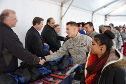 Congressman Donald Norcross and NJ Senate President Steve Sweeney Join GI Go Fund to Provide Hundreds of Care Packages to Military Families for Thanksgiving - http://americannewsstand.com/congressman-donald-norcross-and-nj-senate-president-steve-sweeney-join-gi-go-fund-to-provide-hundreds-of-care-packages-to-military-families-for-thanksgiving/