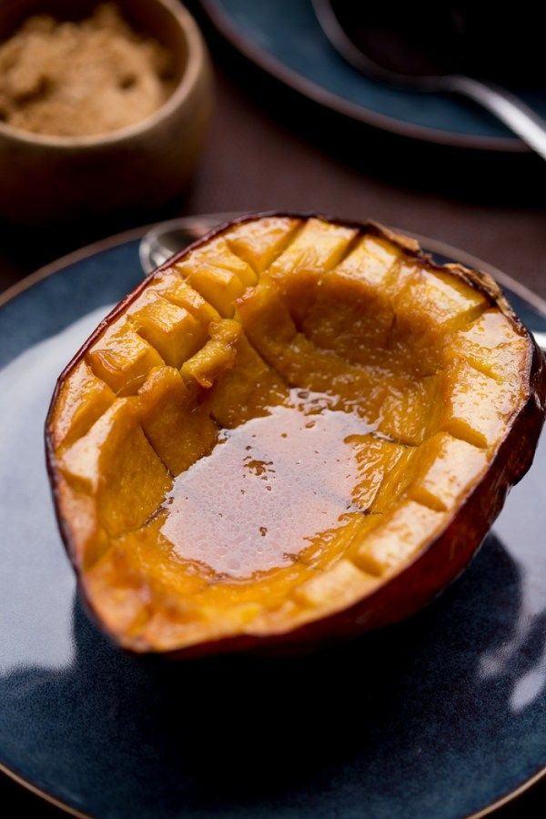 Baked Acorn Squash Recipe Let The Baking Begin In 2019 Acorn