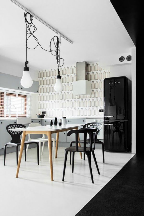 Black and white studio by KASIA ORWAT