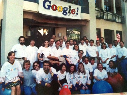How It All Started – 40 Classic Photos of Tech Companies You've Got To See