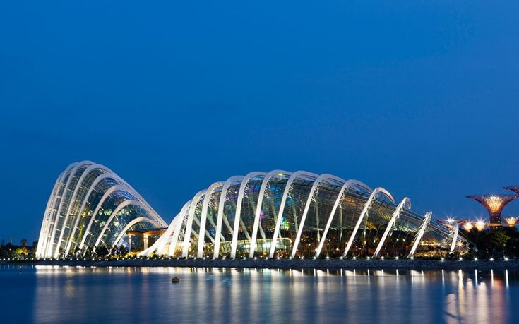 Garden By The Bay Award world building of the year: the world architecture festival awards