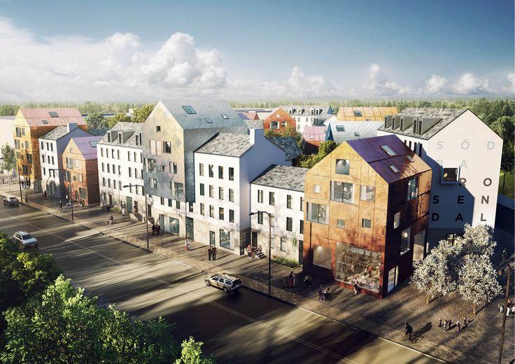 Nu är Uppsala kommuns markanvisningstävling för Södra Rosendal avgjord. Tävlingen med sammanlagt tio deltagare vanns av Utopia Arkitekter som tillsammans med sin uppdragsgivare ByggVesta tagit fram ett förslag för cirka 130 hyresrätter.