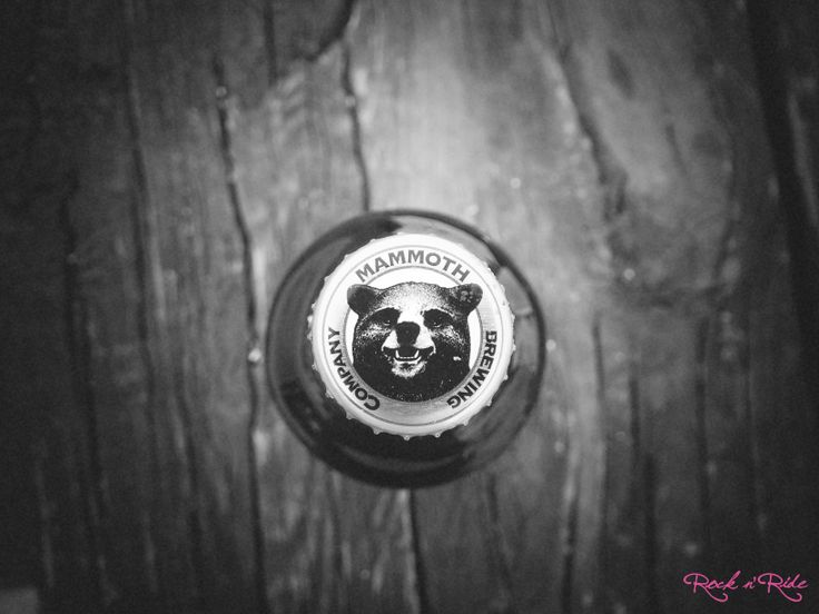 Beer cap Mammoth mountain www.rocknride.eu