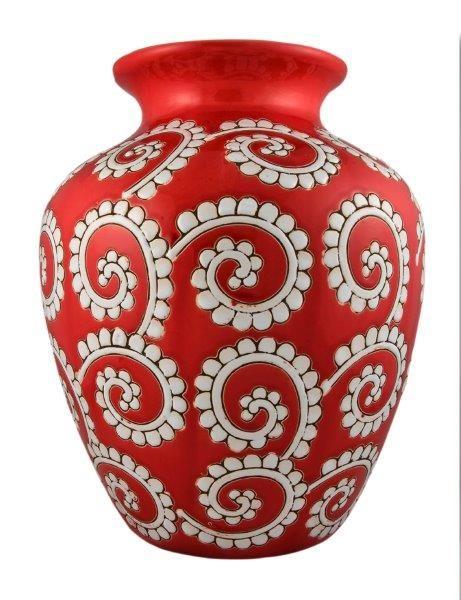 Vaso colorido da Linha Home Marcia Mello. #decoracao http://www.marciamello.com.br/casa/decoracoes