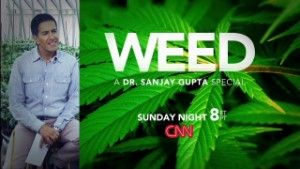 CNN, Dr Sanjay Gupta changed his mind on weed. CBD helps treating Seizure and other diseases and might be able to kill cancer. Next show 8/16 at 8pm central
