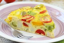 Speedy quiche – Recipes – Slimming World