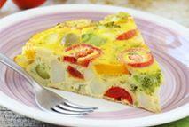 Speedy quiche – Recipes – Slimming World