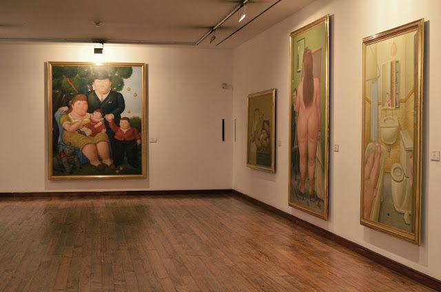 """Fotoviaje: Bogotá, Colombia. Día 1 """"Museo Botero, el placer e..."""