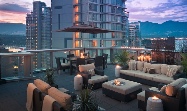 THE LODEN HOTEL      Where:  Vancouver, British Columbia     What:  An urban boutique hotel located in downtown Vancouver's Coal Harbour.