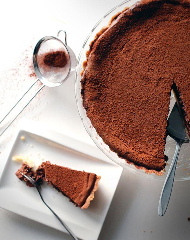 Rezept: Best Chocolate Cheesecake!