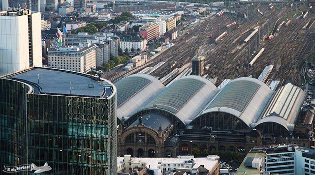 Eurotrip 2017 - De Frankfurt a Zurique de trem