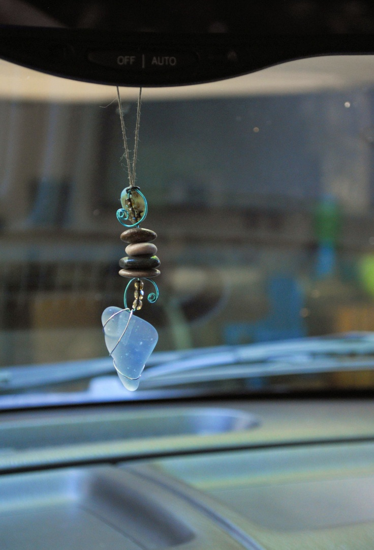 Kayme car hanging accessories mirror pendant crystal car