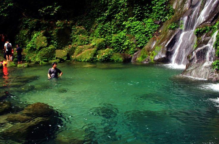 Air Terjun Namu Belanga Alam yang Memukau di Sumatera Utara - Sumatera Utara