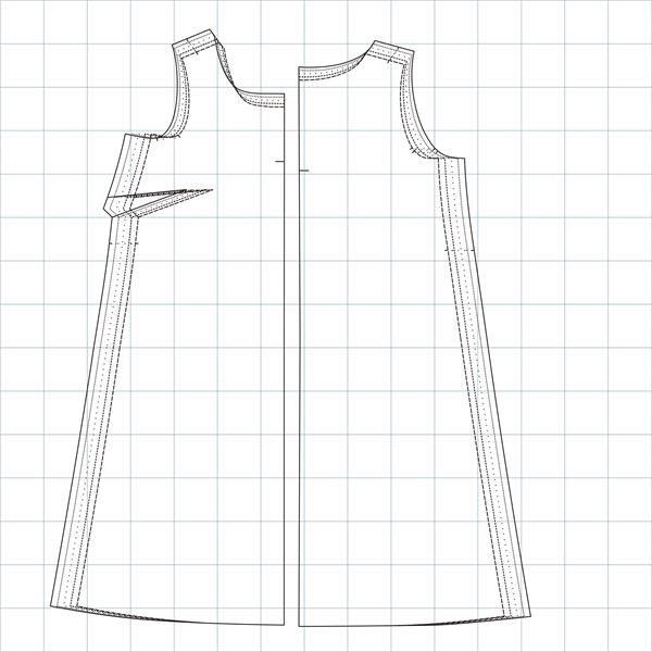 Выкройки платье на беременных