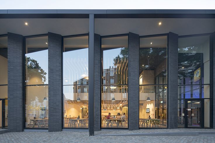 Gallery of Maastricht Pathé Theatres / Powerhouse Company - 4