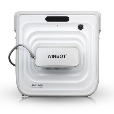 WINBOT's Pathfinder Technology automatically scans and calculates the size of your windows and mirrors, then programs a custom cleaning path for maximum speed and efficiency