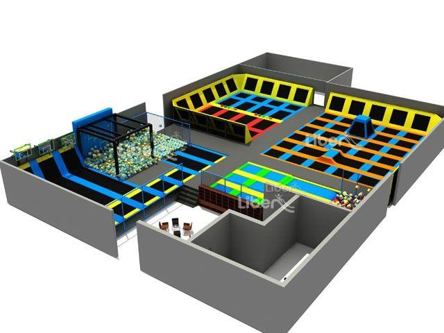 Liben Main Playground Products-Outdoor Playground, Indoor Playground, Trampoline Park and Fitness Equipment
