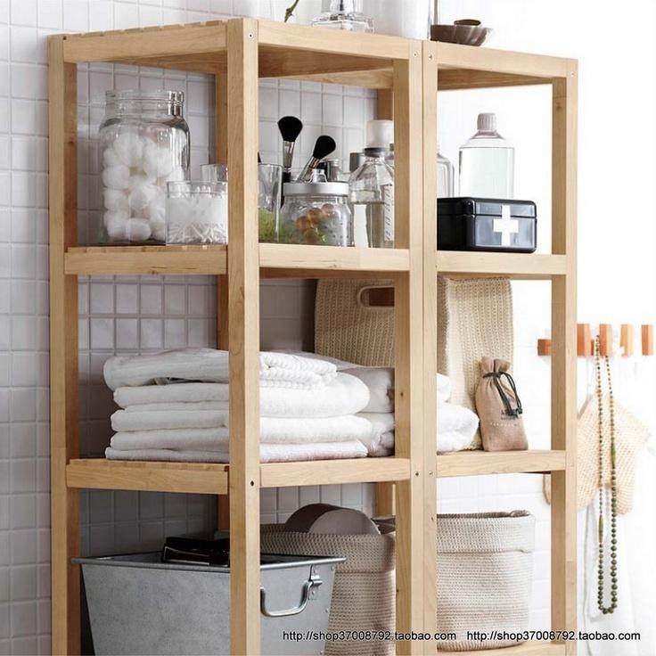 Ikea Bathroom Shelving Ideas: 462 Best Images About Ikea On Pinterest