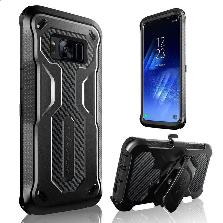 Galaxy S8 Rugged Case Slim Protective Cover Heavy Duty Belt Clip Holster Bumper | Cell Phones amp; Accessories, Cell Phone Accessories, Cases, Covers amp; Skins | eBay!