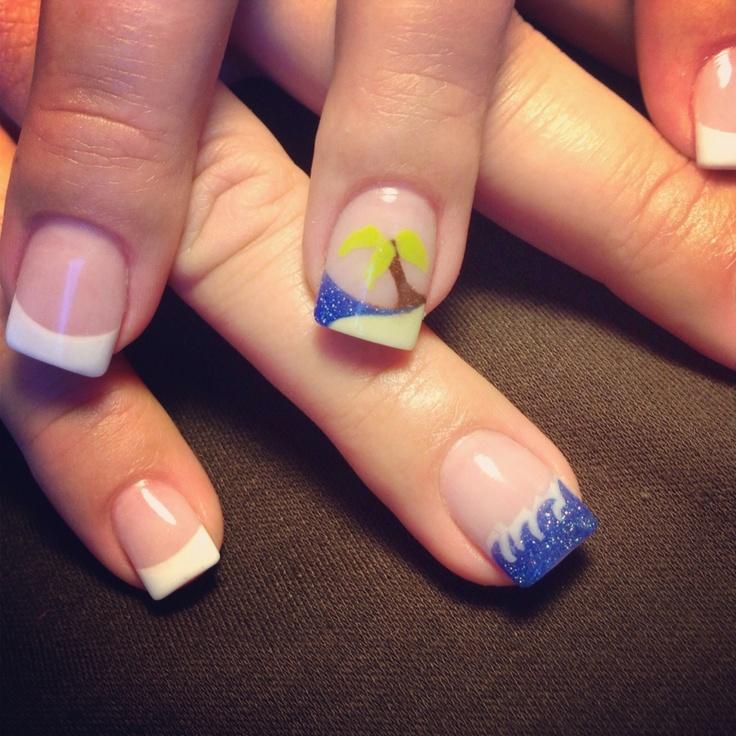 10 Wacky Wave Nail Designs