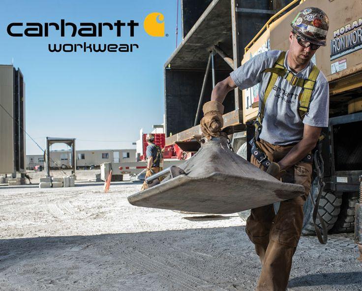 Carhartt Workwear - smart, funktionelt og slidstærkt tøj der både kan bruges på arbejdet og i fritiden. Køb det online på http://billig-arbejdstoj.dk/
